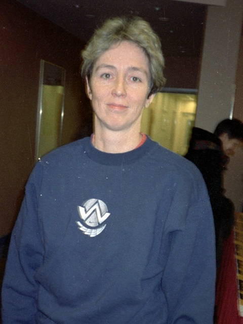 Olympedia Sabine Braun