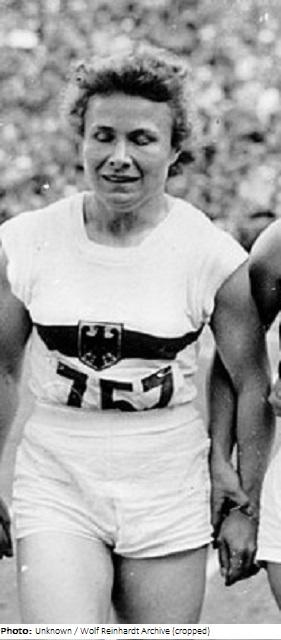 Olympedia Maria Sander